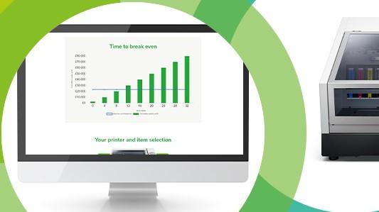 Personalisierter Druck: Berechnen Sie Ihren Gewinn mit unserem ROI-Rechner