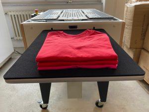 T-Shirt Faltmaschine Speedy-T
